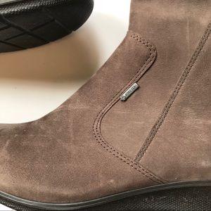 359f0cf820e Ecco Shoes - ECCO Babett Wedge Tall Gore-Tex® Boots